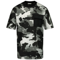 Afbeelding van Dolce & Gabbana L4JTCN HS7E2 kinder t-shirt donker grijs