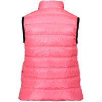 Afbeelding van Moncler 1A50L10 kinder bodywarmer fluor roze