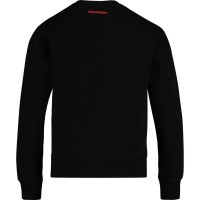 Picture of Dsquared2 DQ03FT kids sweater black