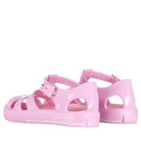Afbeelding van Dolce & Gabbana DN0115 kindersandalen licht roze