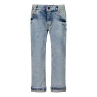 Afbeelding van Givenchy H04097 babybroekje jeans