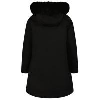 Afbeelding van Moncler 1C54310 kinderjas zwart