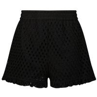 Afbeelding van MonnaLisa 177406 kinder shorts zwart