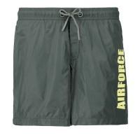 Afbeelding van Airforce HRB0553 kinder zwemkleding donker grijs/geel