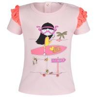 Afbeelding van Marc Jacobs W05248 baby t-shirt licht roze