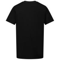 Afbeelding van Versace 1000239 1A01330 kinder t-shirt zwart