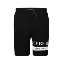 Afbeelding van Iceberg BFICE1109J kinder shorts zwart
