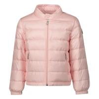 Afbeelding van Moncler 1A10400 babyjas licht roze