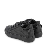 Afbeelding van Dsquared2 67071 kindersneakers zwart