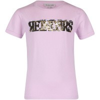 Afbeelding van Reinders TBW18G481X kinder t-shirt lila