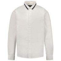 Afbeelding van Armani 6H4CA6 kinder overhemd wit