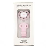 Afbeelding van Armani 409026 babyaccessoire licht roze