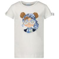 Afbeelding van Mayoral 3016 kinder t-shirt wit