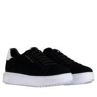 Afbeelding van My Brand MMBSN012LO001 heren sneakers zwart