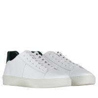 Afbeelding van Woolrich WF4030 heren sneakers wit