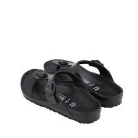 Afbeelding van Birkenstock 128423 kinderslippers zwart