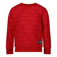 Afbeelding van Guess NiYQ00 baby trui rood