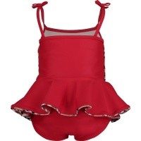 Afbeelding van Burberry 8005043 baby badkleding rood