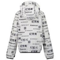 Afbeelding van Givenchy H26075 kinderjas wit