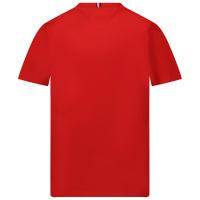 Afbeelding van Tommy Hilfiger KB0KB06532 kinder t-shirt rood