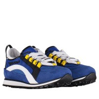 Picture of Dsquared2 59683 kids sneakers cobalt blue