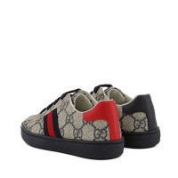 Afbeelding van Gucci 433147 kindersneakers navy