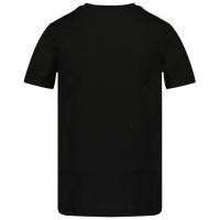 Afbeelding van Calvin Klein IB0IB00849 kinder t-shirt zwart