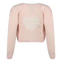 Afbeelding van MonnaLisa 398805 baby vest licht roze