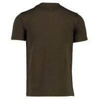 Afbeelding van My Brand MMBTS0032 heren t-shirt army