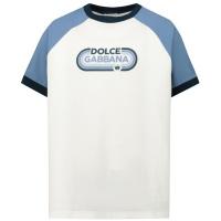 Afbeelding van Dolce & Gabbana L4JT8X G7WRT kinder t-shirt wit