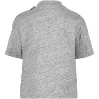 Afbeelding van Burberry 8007103 baby t-shirt licht grijs