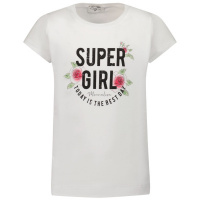 Afbeelding van MonnaLisa 117612SS kinder t-shirt wit
