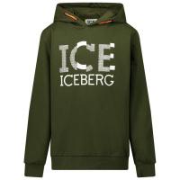 Afbeelding van Iceberg MFICE0334J kindertrui army