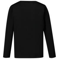 Afbeelding van Givenchy H25219 kinder t-shirt zwart