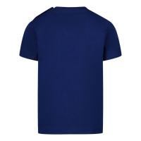 Afbeelding van Dsquared2 DQ0242 baby t-shirt cobalt blauw