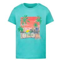Afbeelding van Mayoral 1013 baby t-shirt groen