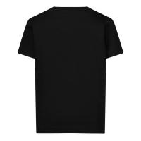 Afbeelding van Dsquared2 DQ0175 baby t-shirt zwart