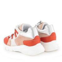 Afbeelding van Clic 9855 D kindersneakers rood