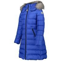 Afbeelding van Moncler 4992125 kinderjas cobalt blauw
