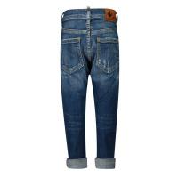 Afbeelding van Dsquared2 DQ01TC D005H babybroekje jeans