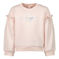 Afbeelding van Givenchy H05167 baby trui licht roze