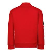 Afbeelding van Dsquared2 DQ0282 baby vest rood