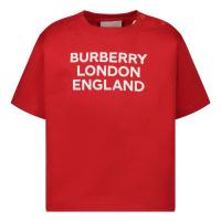 Afbeelding van Burberry 8031562 baby t-shirt rood