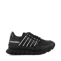 Afbeelding van Dsquared2 65111 kindersneakers zwart