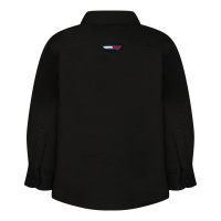Afbeelding van Tommy Hilfiger KB0KB06942B baby blouse zwart