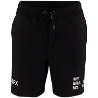 Picture of My Brand MMBJO018G3001 mens shorts black