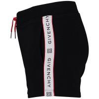 Afbeelding van Givenchy H14049 kinder shorts zwart