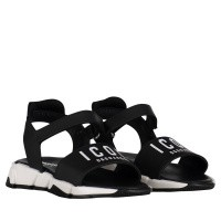 Picture of Dsquared2 59676 kids sandals black