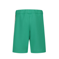 Afbeelding van Fendi BMF180 A69D baby shorts groen