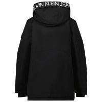 Afbeelding van Calvin Klein IB0IB00914 kinderjas zwart